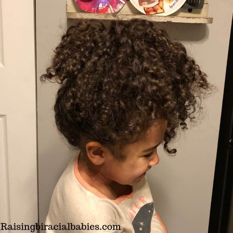 Overnight Biracial Hair Care 3 Things You Must Do To Protect Curly Hair Biracial Hair Care Biracial Hair Mixed Hair Care