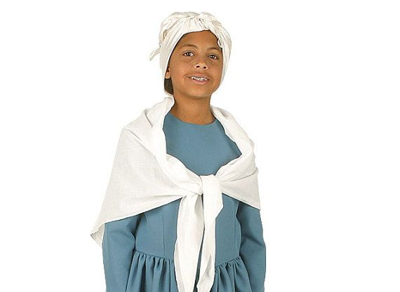 girls sojourner truth costume black history by heritagecostumes  girls sojourner truth costume black history by heritagecostumes