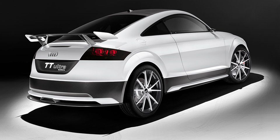 Audi TT ultra quattro concept Audi tt, Audi, Audi cars