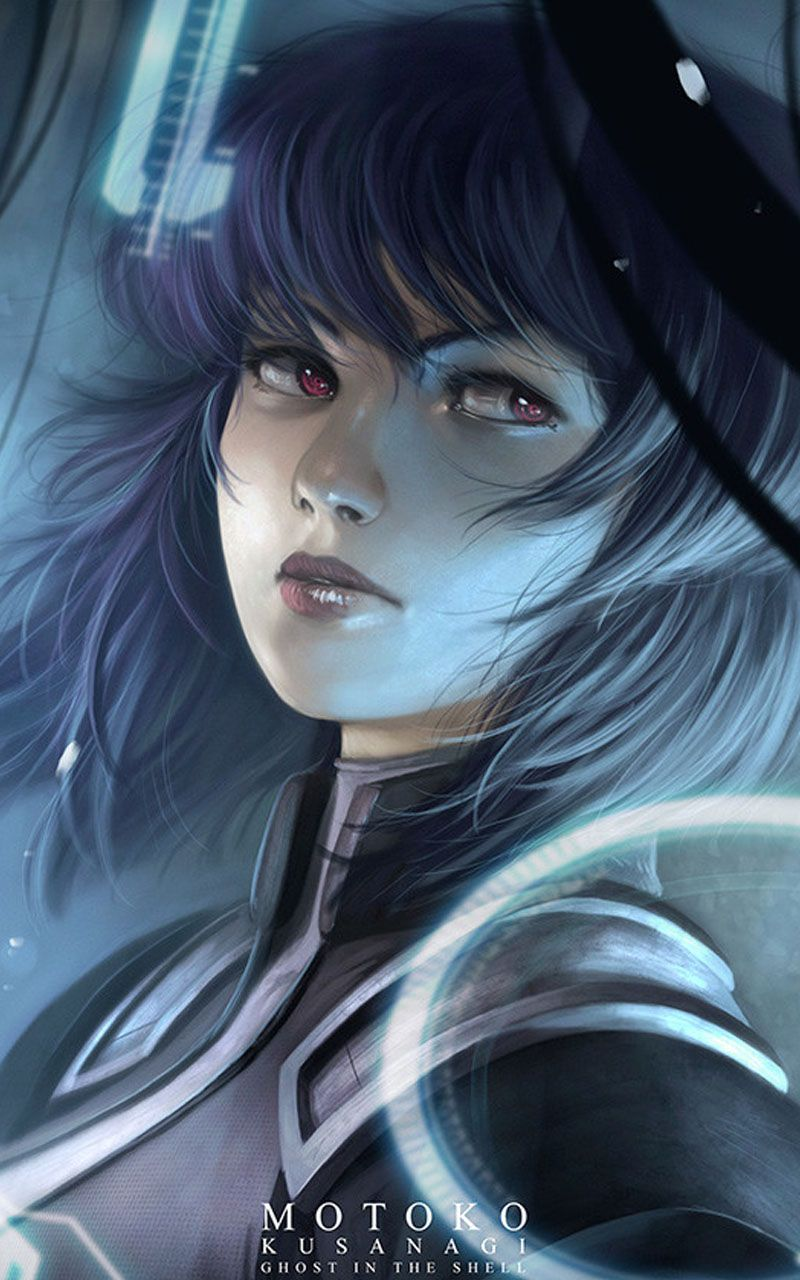Motoko Kusanagi In 2020 Ghost In The Shell Anime Ghost Motoko Kusanagi