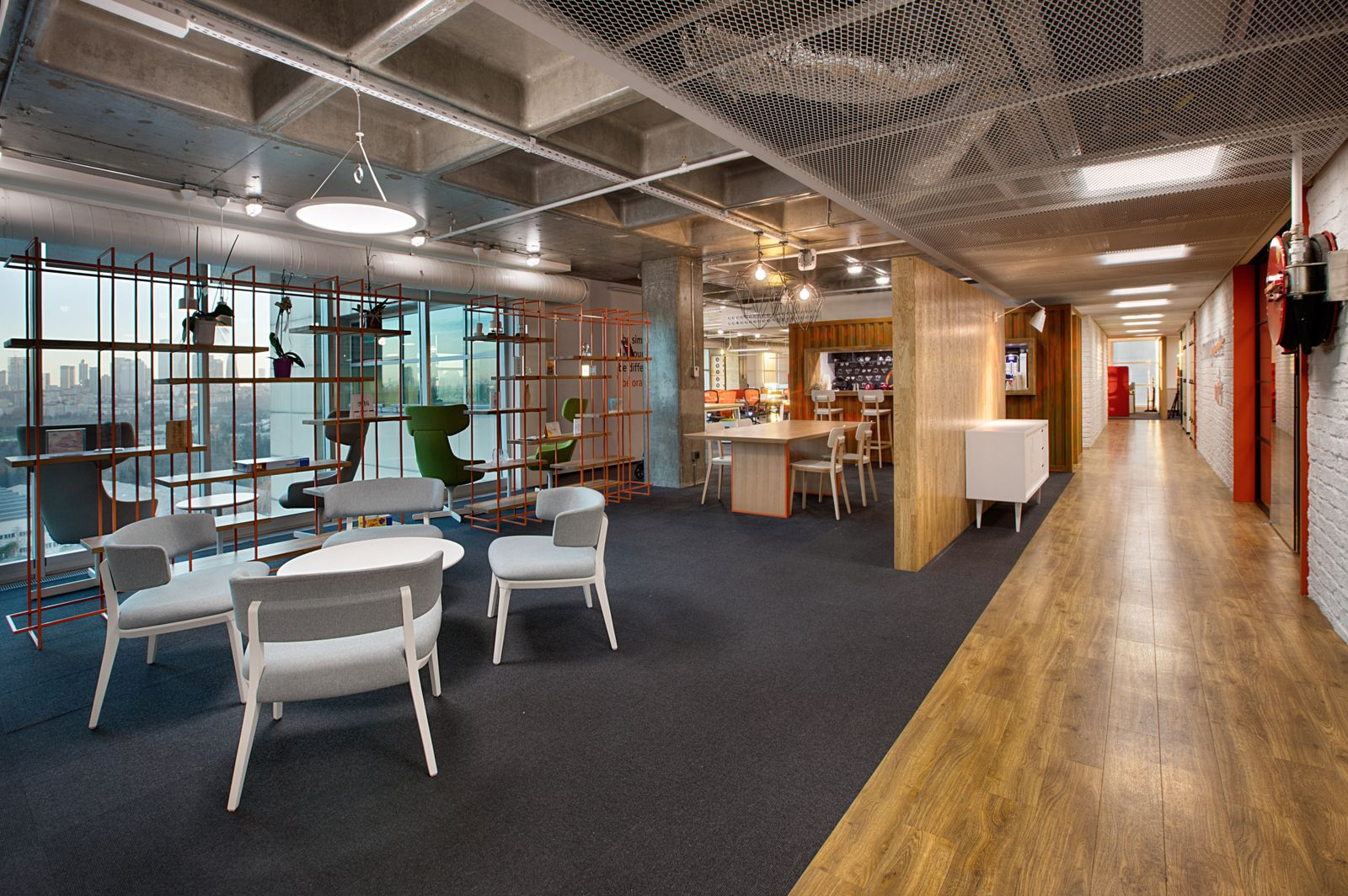 bank and office interiors. ING Bank Offices - Istanbul Office Snapshots And Interiors S