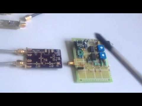 Simple, low-cost FMCW radar • Hackaday.io   Raspberry pi / Arduino ...