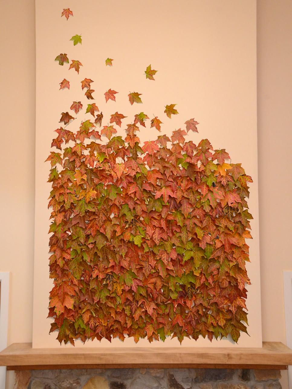 Fall decorating ideas with garden elements create clever and