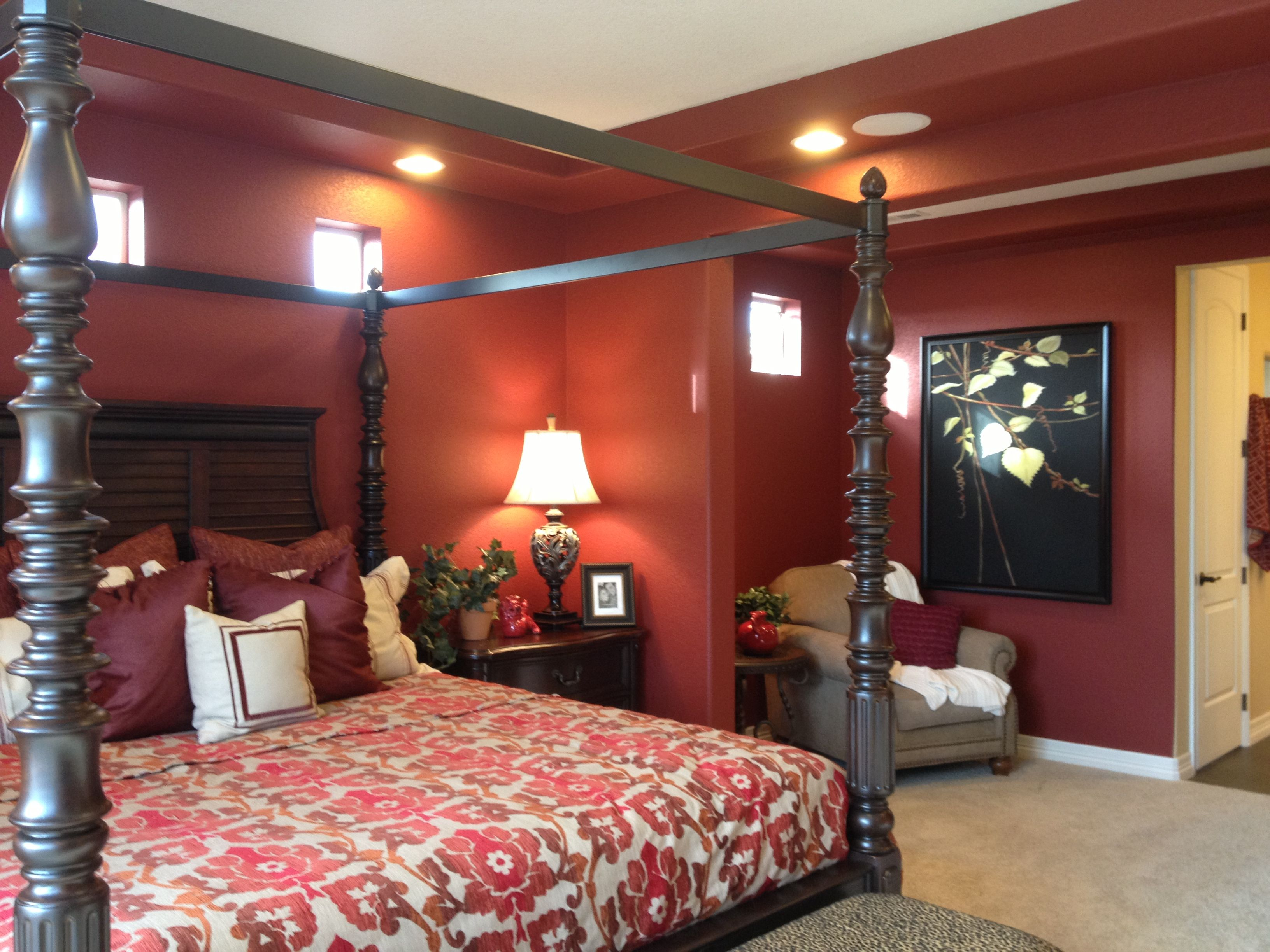 Painting My Room Red Behr Sh170 Brick Red Bedroom Design Trends