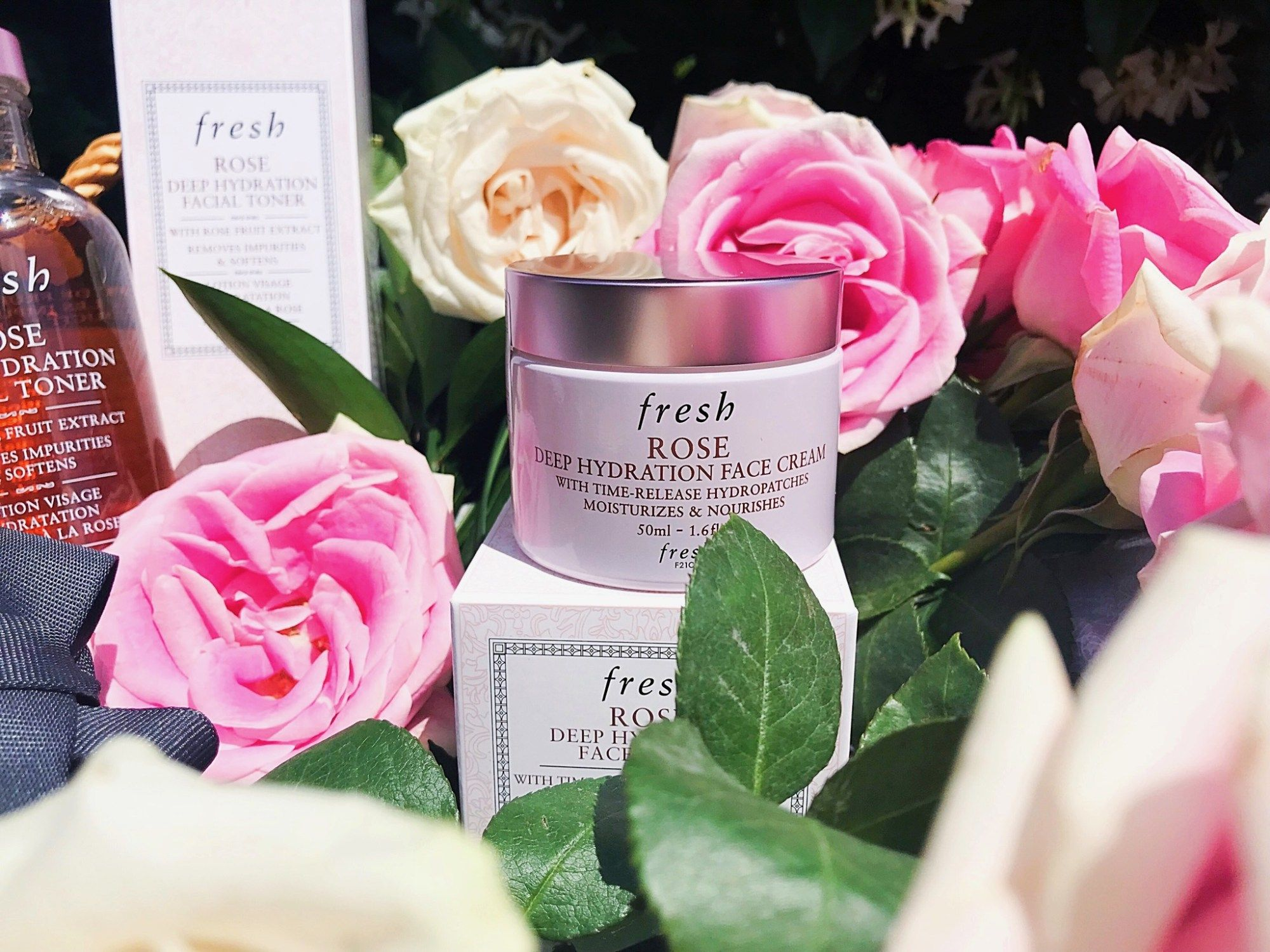 Fresh Beauty Rose Deep Hydration