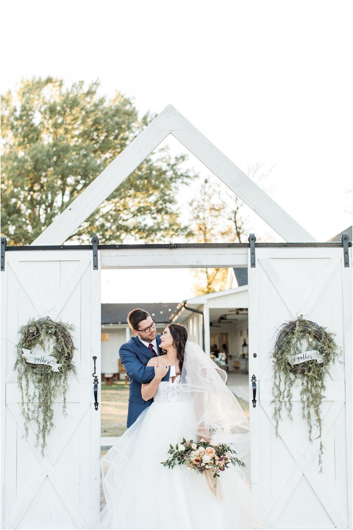 bride and groom portraits, the rosemary barn venue, barn ...