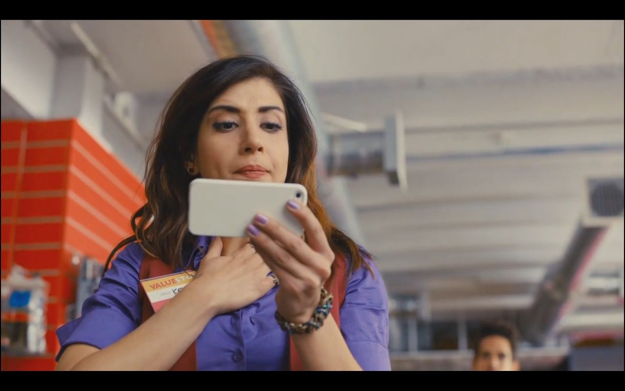 Apple iPhone 5/5s – Ash vs Evil Dead TV Show Scene