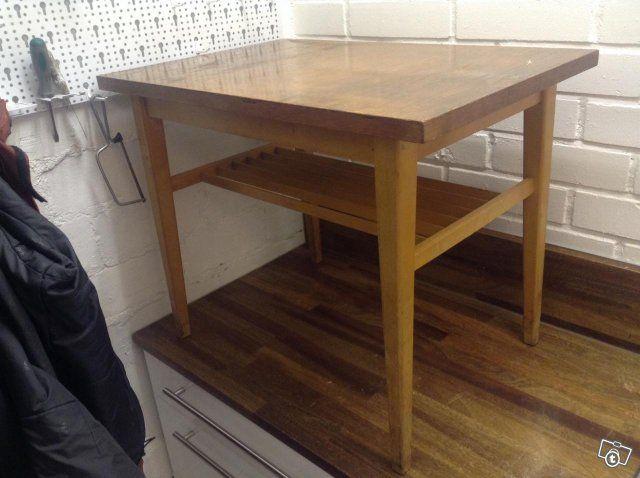 Vanha sohvapöytä | tori.fi