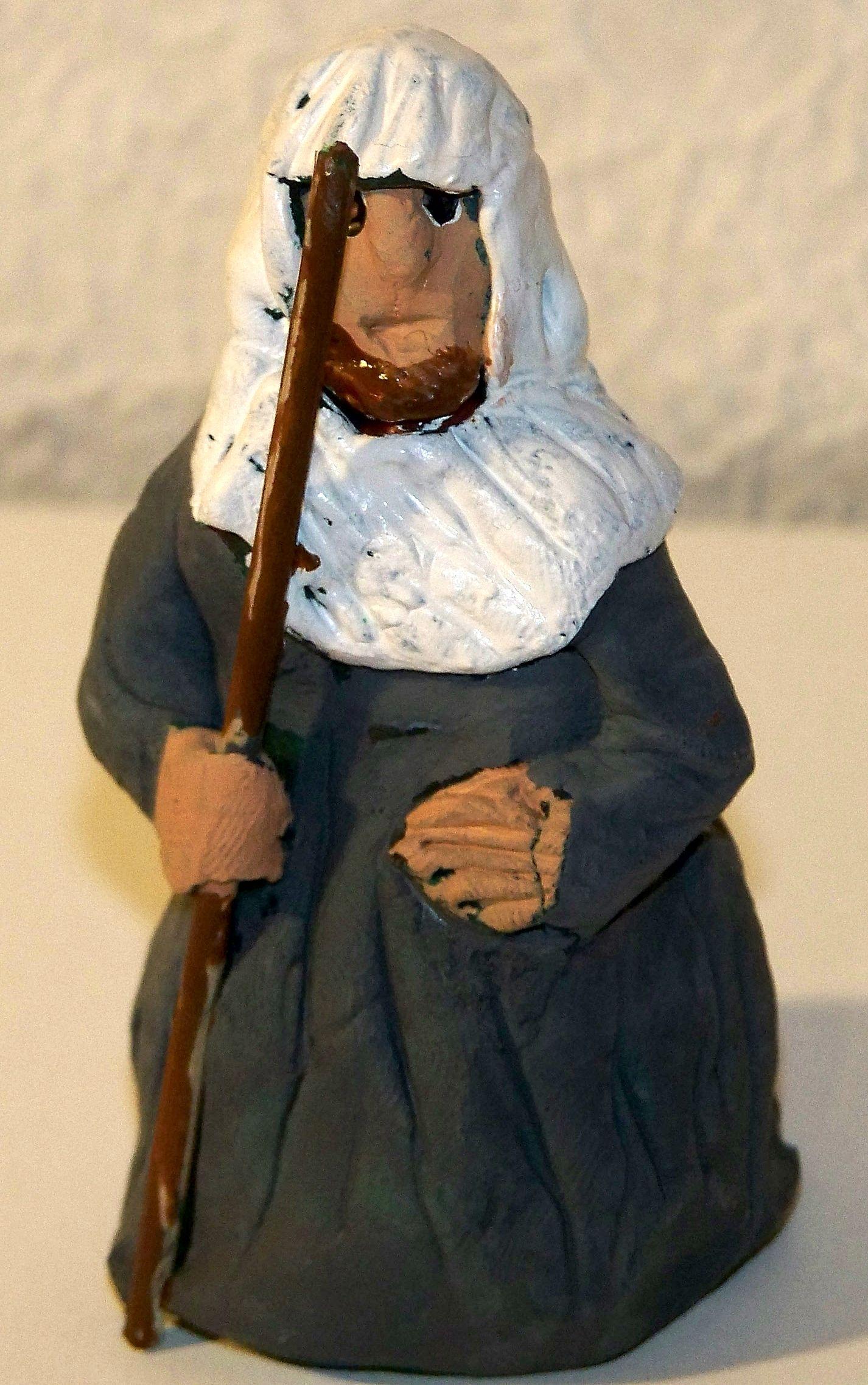 Figurki Do Szopki Z Modeliny Pasterz Hobby