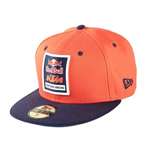Red Bull KTM Factory Racing Fitted Logo Hat  114cbd00a0c6