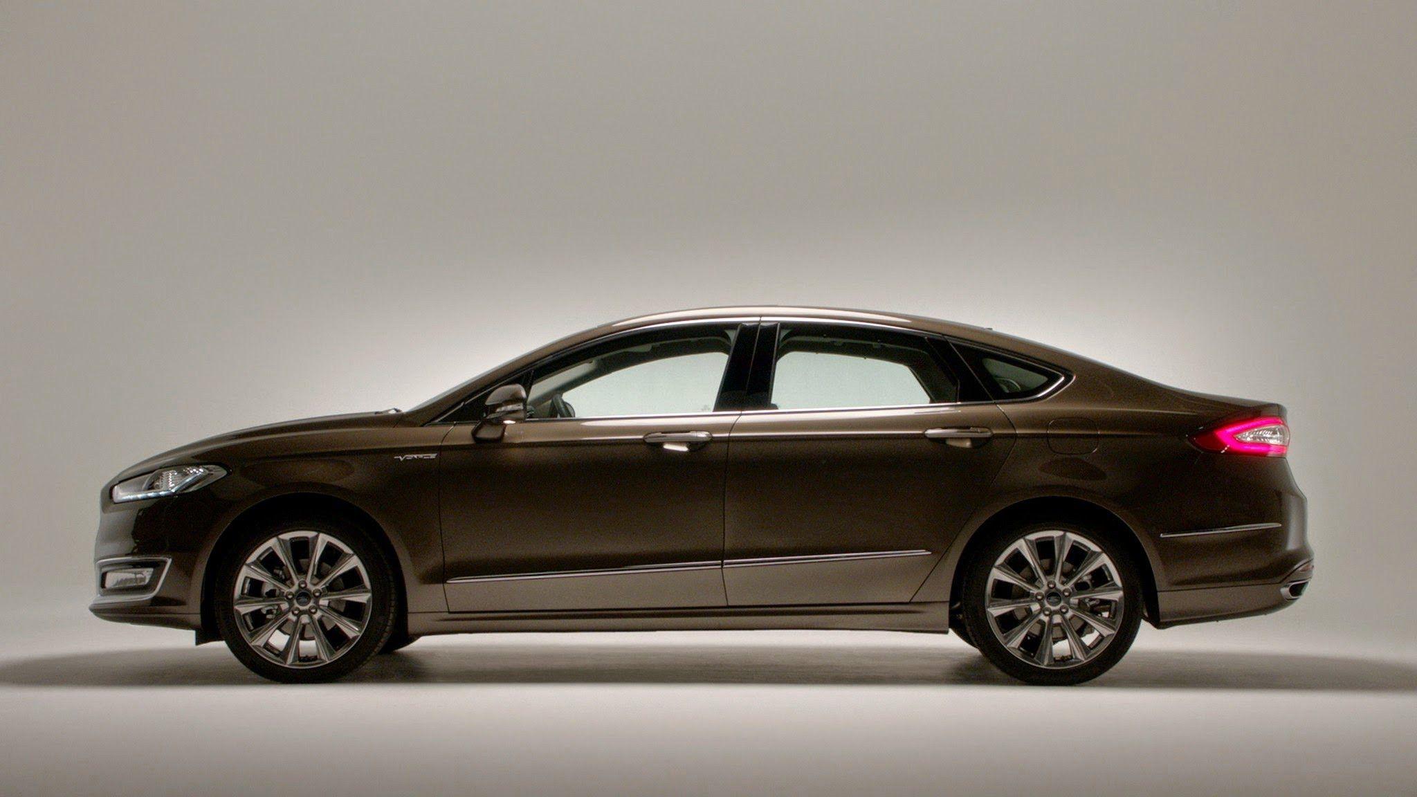 2020 Ford Mondeo Vignale