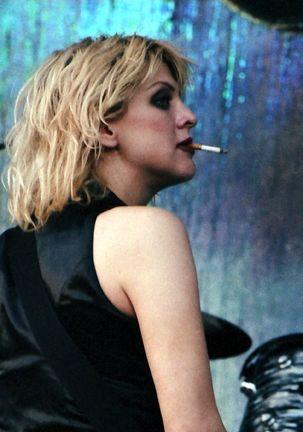 Lollapalooza 1995 #smoking #cigarette