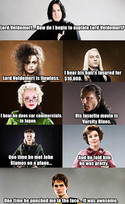 Pin By Jacque Bundy On You Re A Wizard Harry Harry Potter Funny Voldemort Harry Potter Jokes