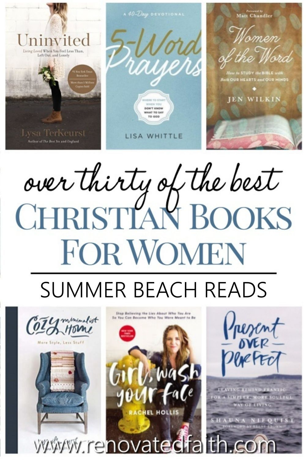 40 Of The Best Christian Books For Women 2021 For Every Life Stage Bible Study Books Spirituality Books Christian Books