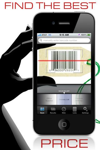 Best Barcode Scanner Apps For Your Iphone Barcode Scanner Iphone Scanner
