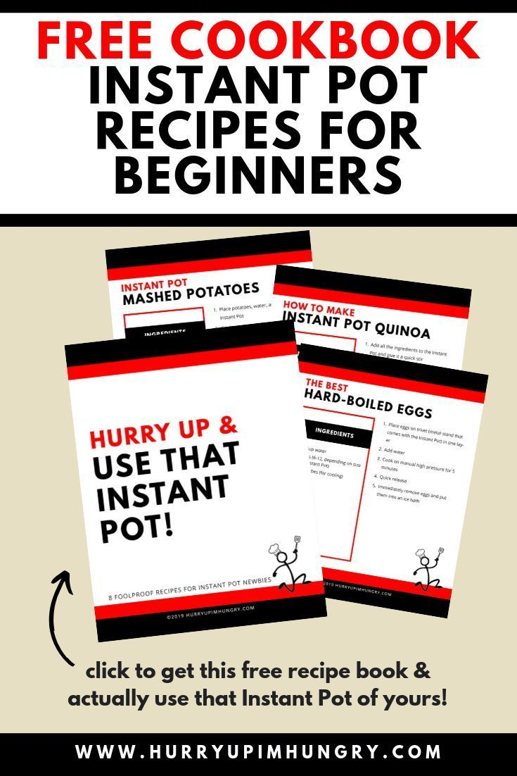 Looking for Instant Pot recipes for beginners? Or wondering how to use the Instant Pot pressure cooker? These easy and healthy Instant Pot recipes will teach newbies like yourself how to use it with confidence! #instantpot #pressurecooker #pressurecooking #instantpotrecipes #recipes #instantpotrecipesforbeginners Looking for Instant Pot recipes for beginners? Or wondering how to use the Instant Pot pressure cooker? These easy and healthy Instant Pot recipes will teach newbies like yourself how t #instantpotrecipesforbeginners