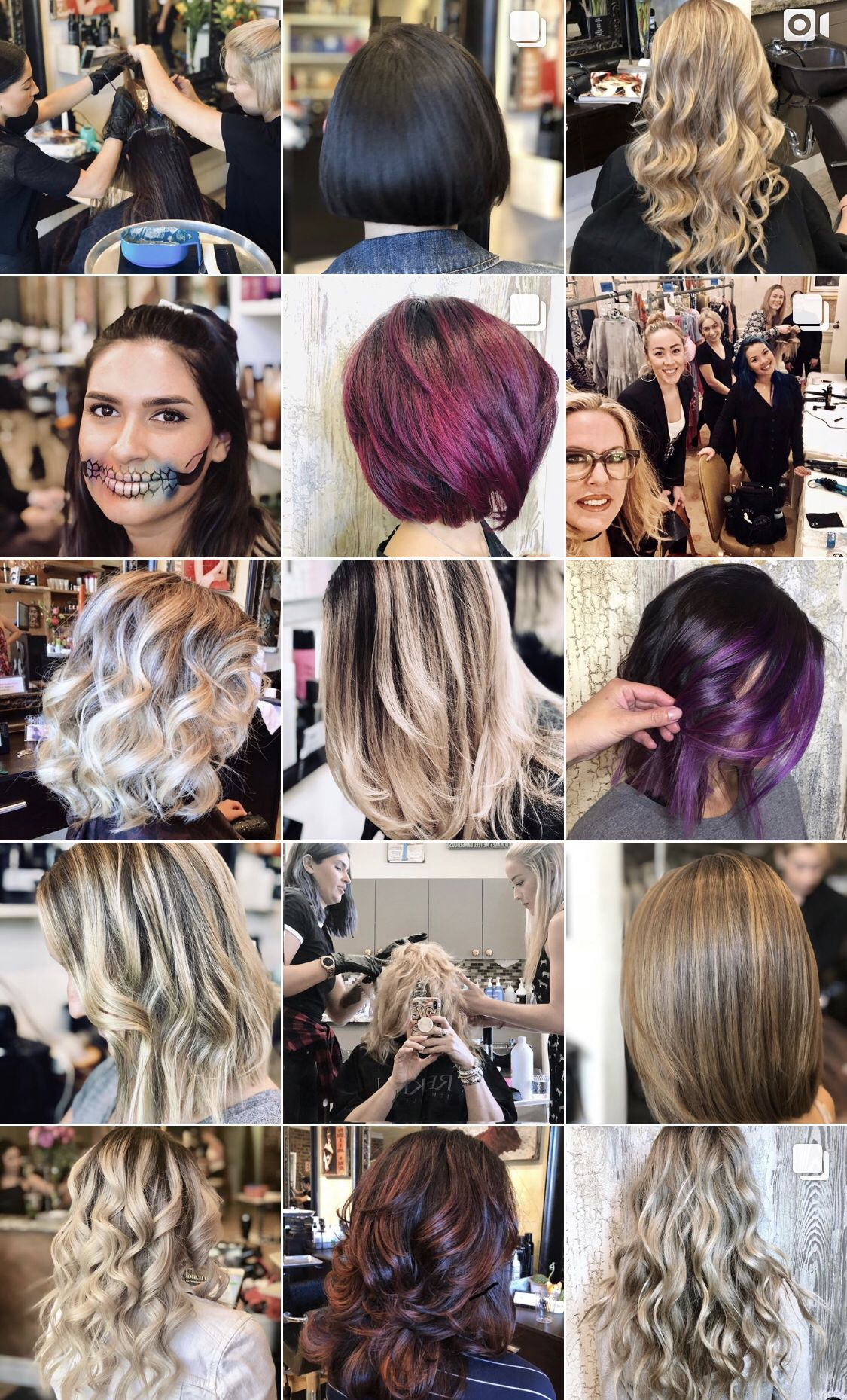 Hair Color Experts Studio Savvy Salon Hair Color Experts