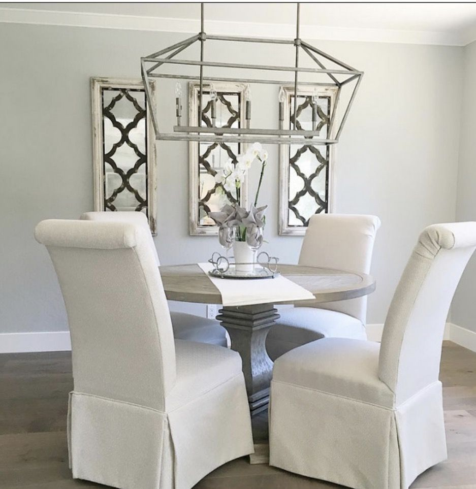 #sherwinwilliams Dining Room #makeover