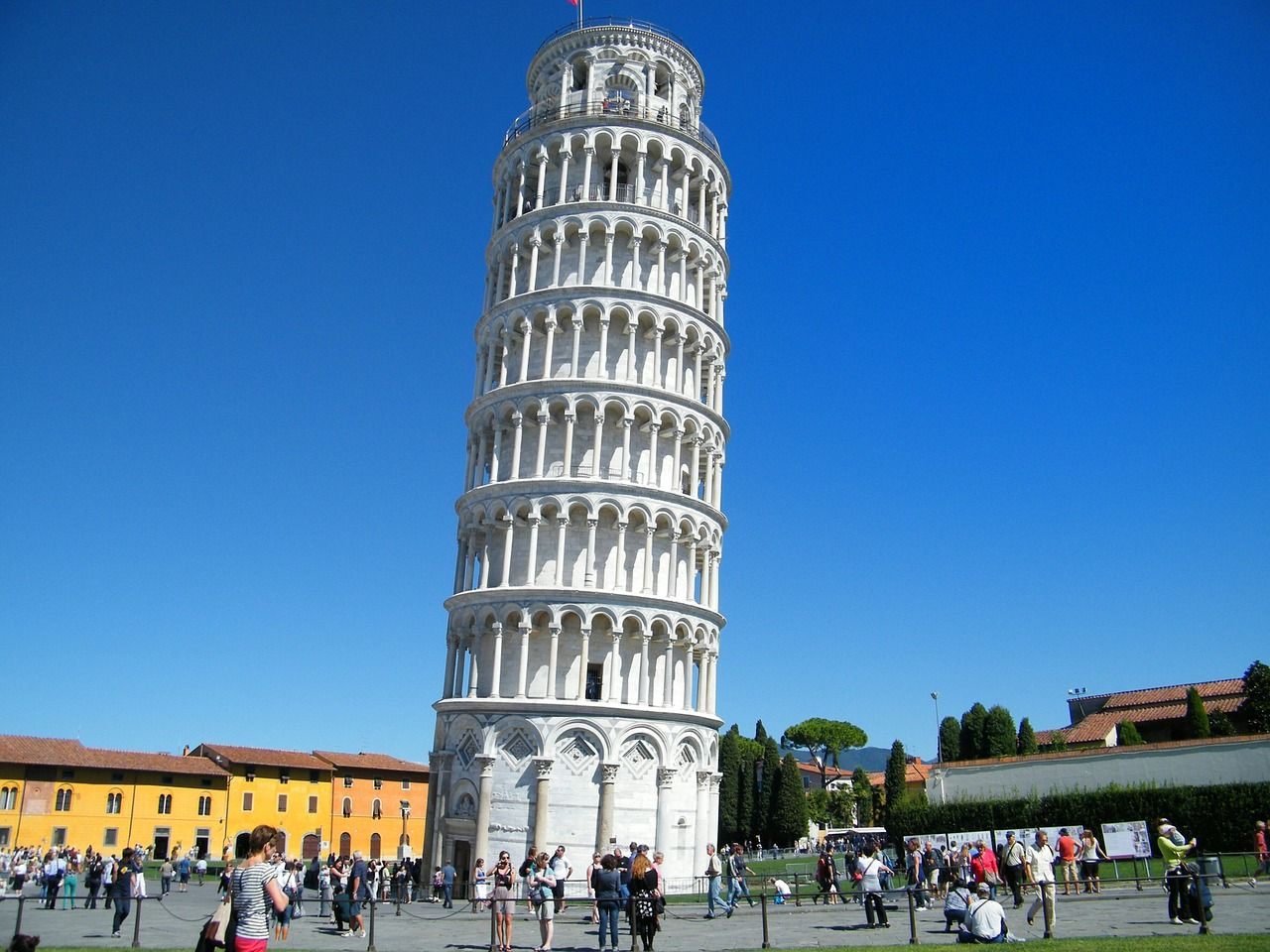 Italian Tourist: 10 Top Tourist Attractions In Italy