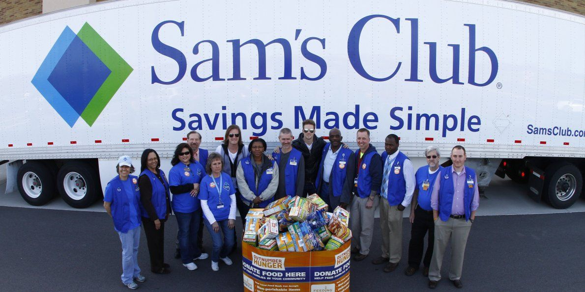 Walmart Is Abruptly Closing Sam S Club Locations Across The Us Sam S Employees Are Union Walmart Are Not They Are Dumping Their Union Sams Club Club Walmart