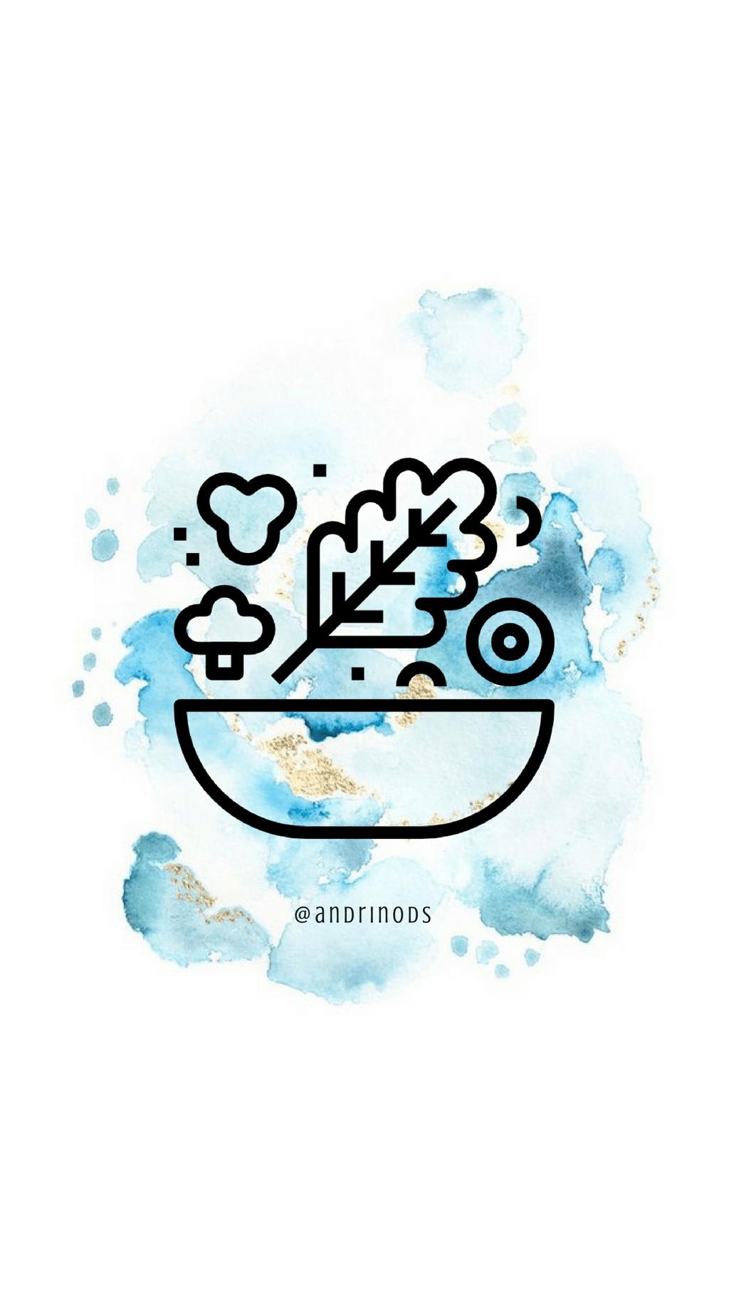 Foodie time | Instagram post idea | Instagram highlight