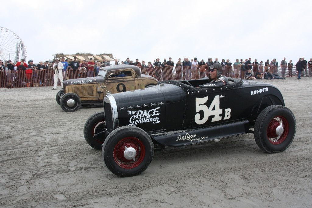 The Jersey Cape Jeep Beach Invasion In Wildwood Nj
