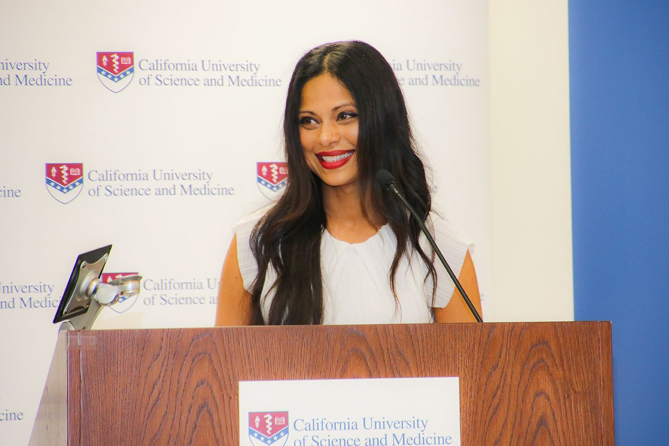The New California University Of Science And Medicine School Of Medicine Welcomes Its Inaugural Class University Of Sciences Medical School Medical Education