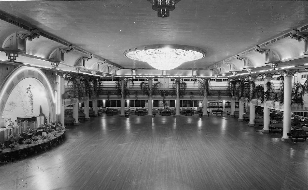 Cloudland Ballroom - Bowen Hills, Brisbane c 1940 Danced ...
