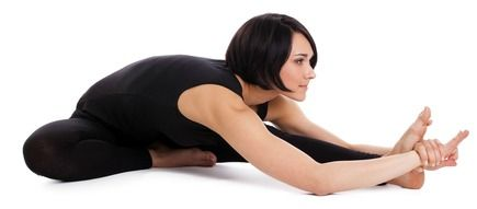 20 minute beginner yoga workout for flexibility  yoga