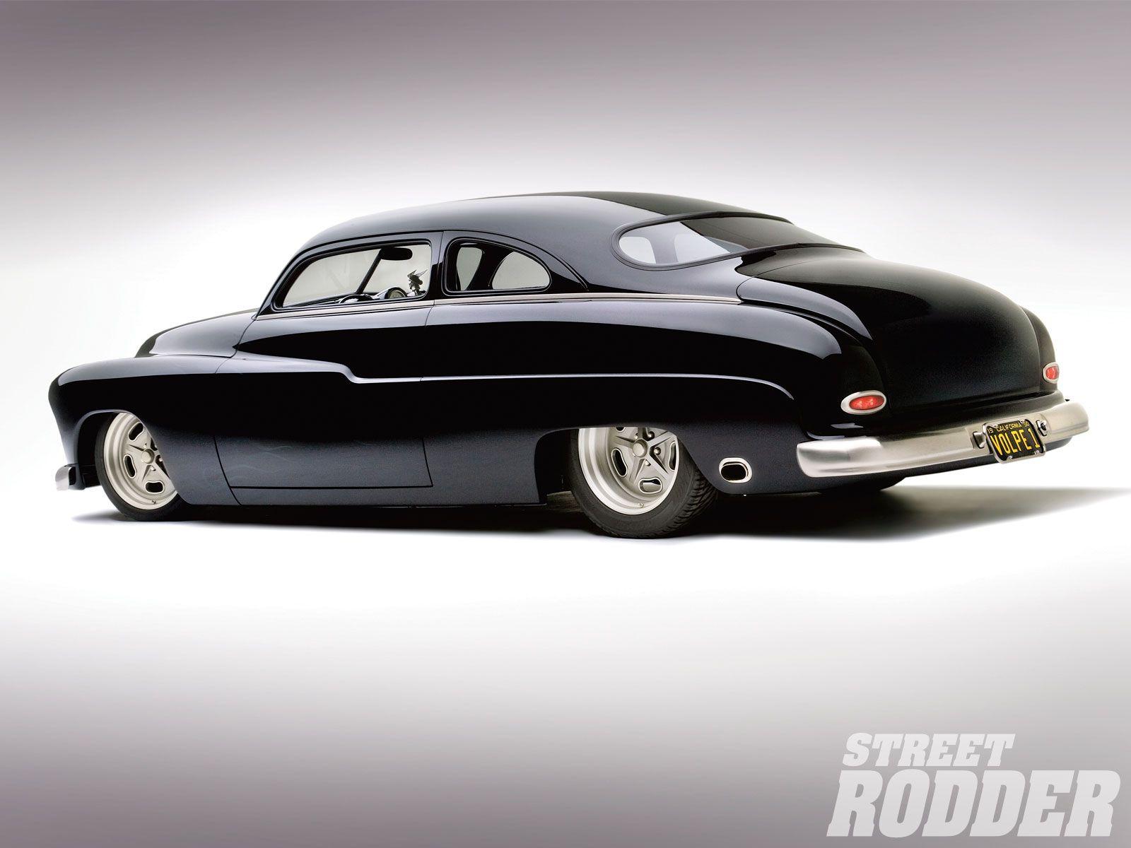 1950 Mercury Coupe Makeover Merc Hot Rod Network Mercury