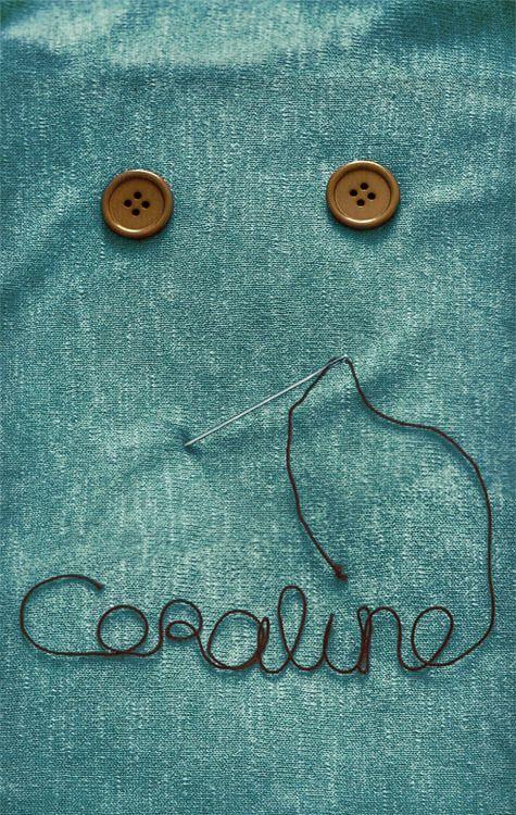 Coraline by Maria Kaner