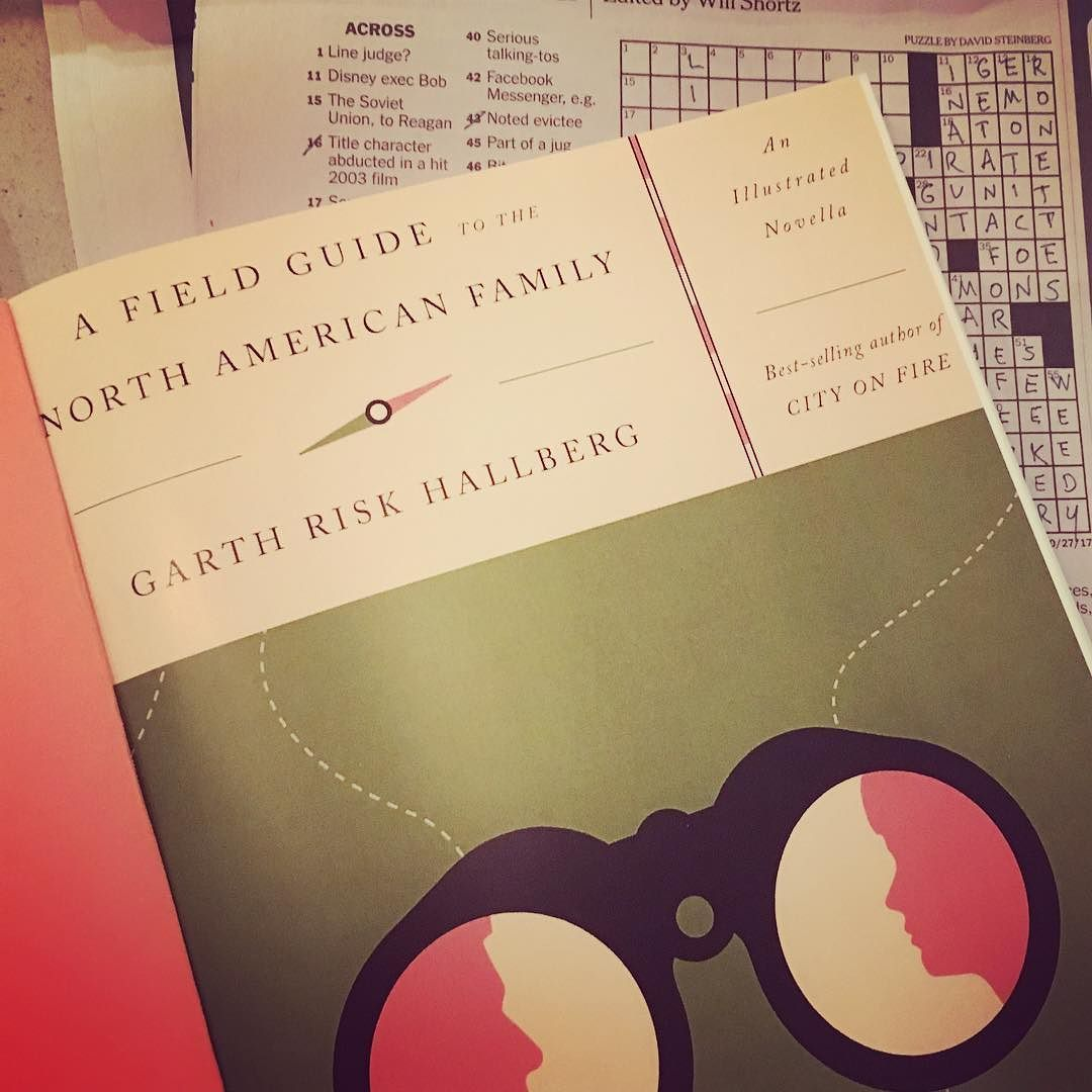 Just posted a new bookreview of Garth Risk Hallberg's