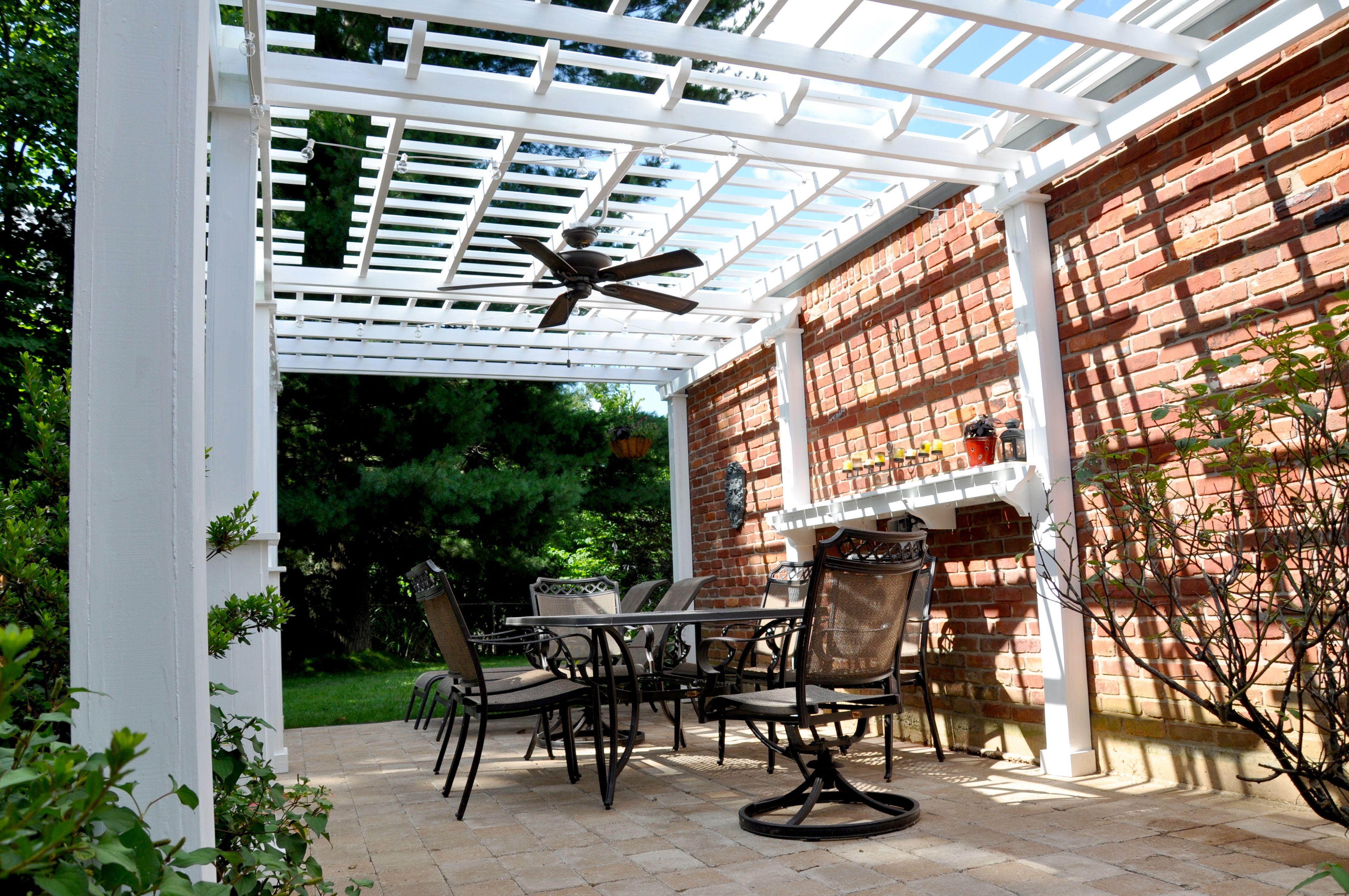 quorum ceiling pin patio fan estate patios light outdoor black in matte fans for