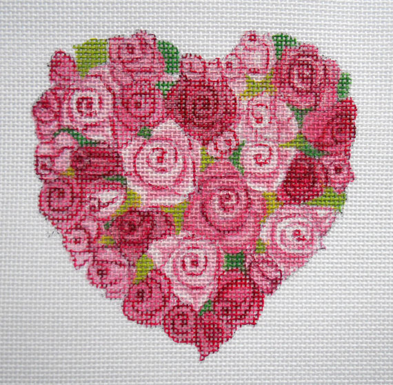 Valentine Rose Heart. valentine day ideas this is my new web site ...