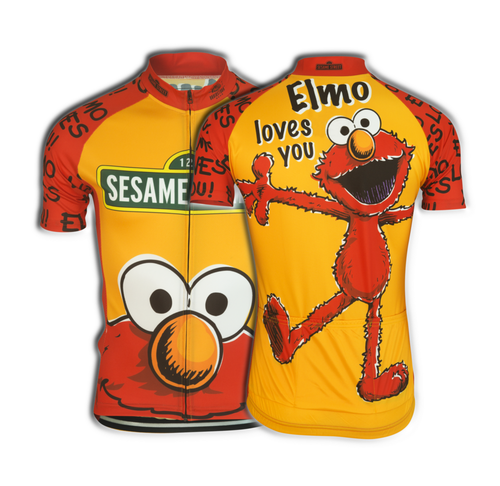Elmo Cycling Jersey (Men's)
