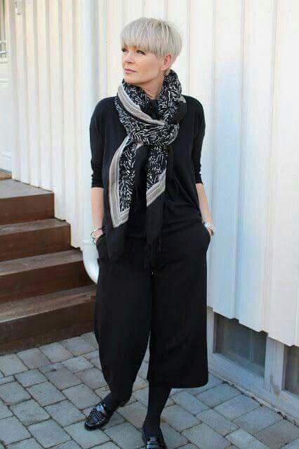 Advanced Style - 26 Stylish Seniors Who Don't Wear