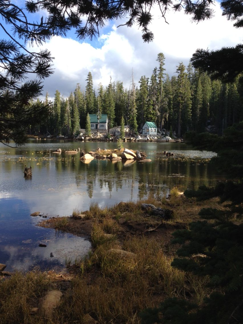 Mosquito Lake, Alpine County, Californai