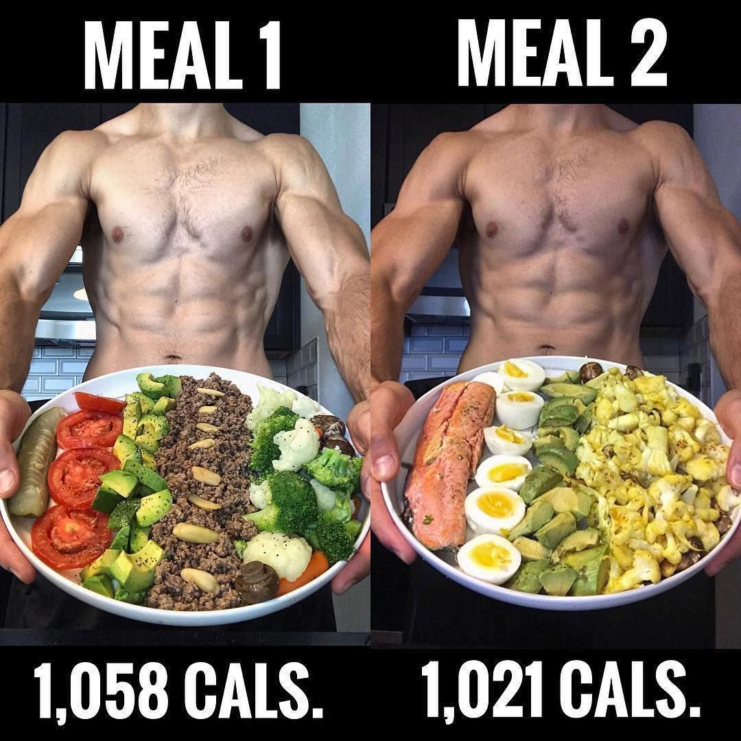 MEAL 1 AND MEAL 2! 100% High Quality Meals And 100