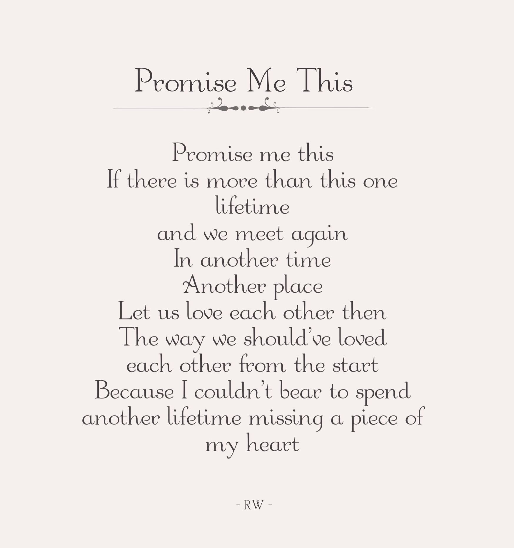 Promise Me This Lovers Quotes Forbidden Love Poems Forbidden Love Quotes