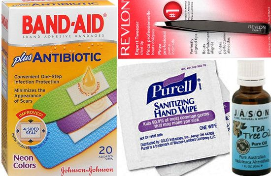 SAFETY FIRST: WHAT TO PACK IN YOUR SUMMER FIRST AID KIT