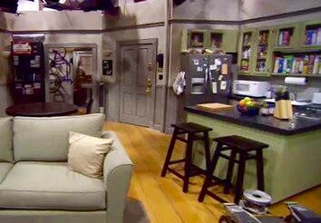 Jerry Seinfeld apartment