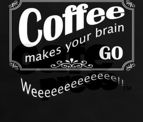 Your brain needs coffee!