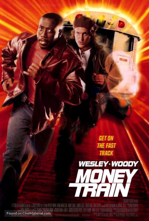 Money Train movie poster