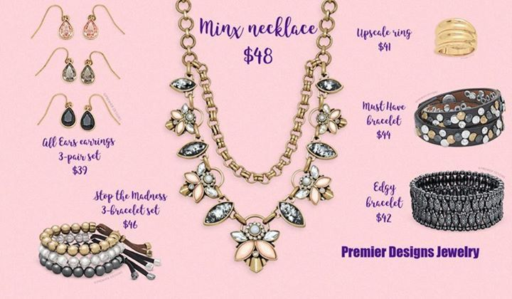Premier Designs Duale Insurance: Minx Necklace And Accessories Catalogs At. Deannabentz