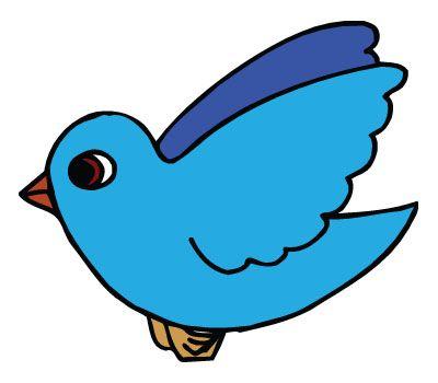 bird clip art blue bird clip art download for free clipart rh pinterest com Swan Clip Art Free Free Bird Clip Art