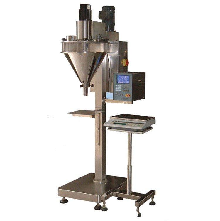 Augerfiller weighingfillingsystem automatic auger filler