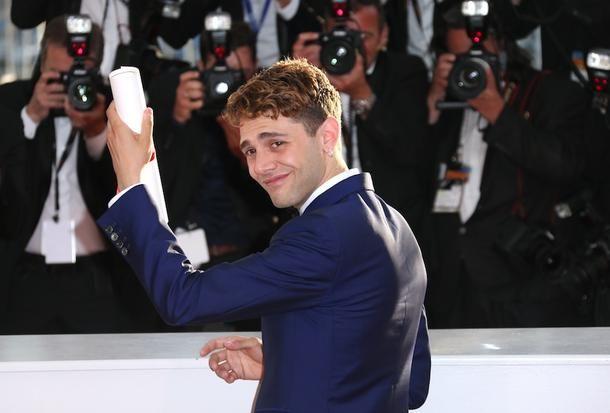 Xavier Dolan Cannes 2014