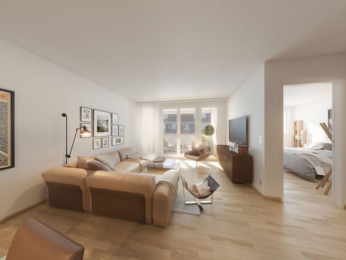 Wunderschone 2 5 Zimmer Wohnung In Zurich Wohnung 5 Zimmer Wohnung Wohnung Mieten