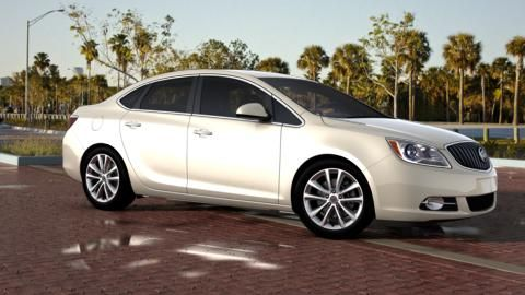 Buick Verano My Next Vehicle Luxury Sedan Buick Verano Sedan