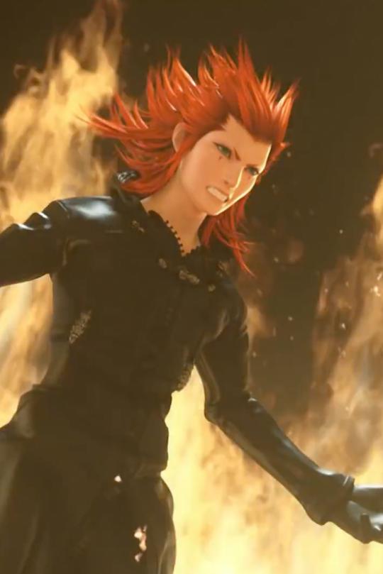 Kingdom Hearts In High Definition Axel Kingdom Hearts Kingdom Hearts Wallpaper Kingdom Hearts